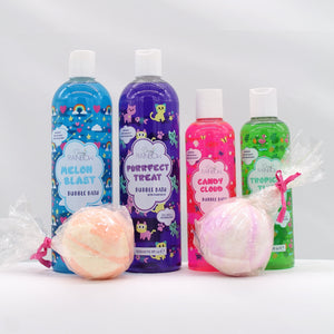 Candy cloud bubble bath 250ml