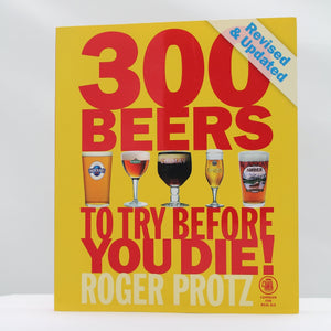300 beers to try before you die book