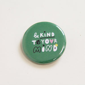 Mind button badge