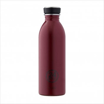 Earth country red water bottle (500ml)