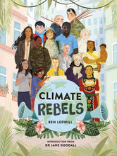 Load image into Gallery viewer, Climate rebels book