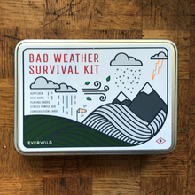 Load image into Gallery viewer, Bad weather survival kit