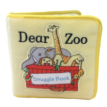 Load image into Gallery viewer, Dear zoo snuggle book