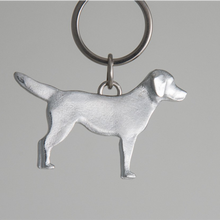 Load image into Gallery viewer, Dog key ring