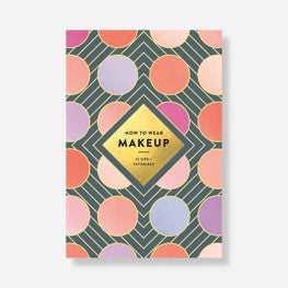 How to wear make-up book
