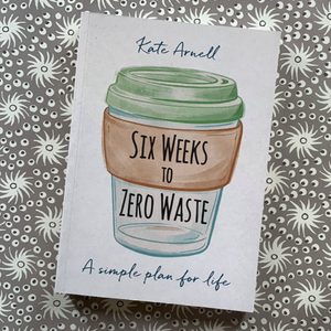 Six weeks to zero waste book