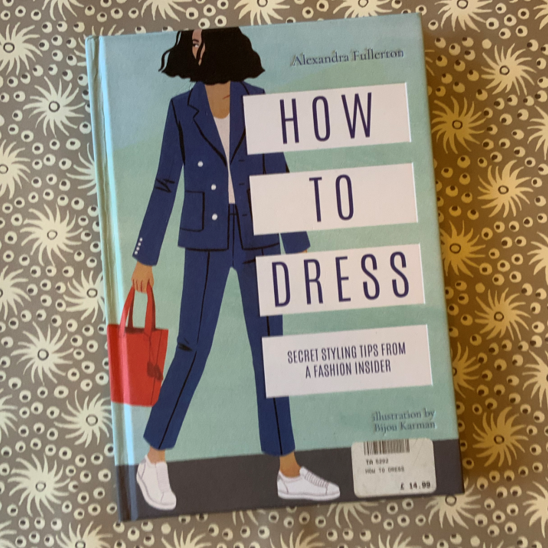 How to dress book