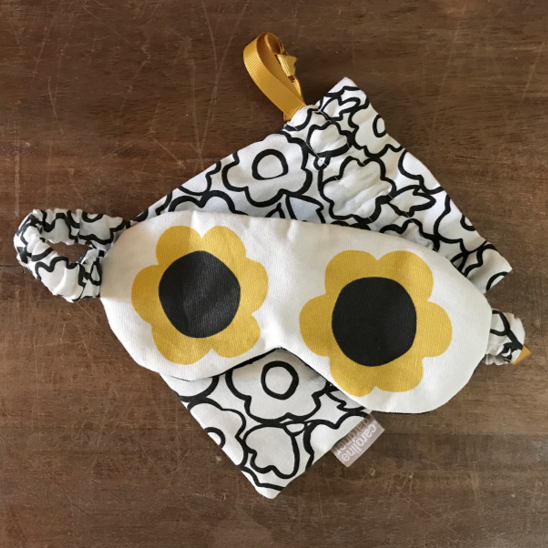 Flower eyes eye mask