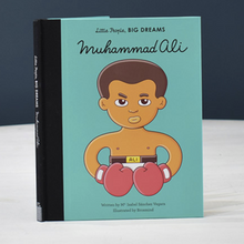 Load image into Gallery viewer, Little people, big dreams:  Muhammad Ali