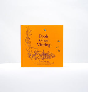 Pooh goes visiting book