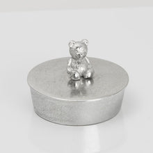 Load image into Gallery viewer, Teddy bear trinket box