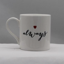 Load image into Gallery viewer, Love always mug