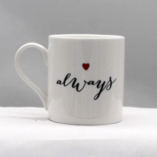 Love always mug