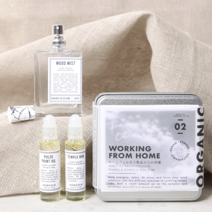 Working from home kit - focus & unwind