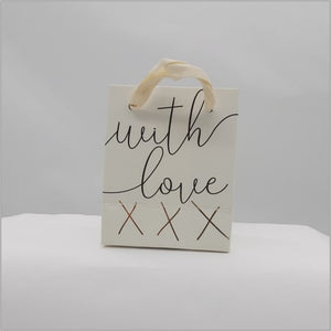 With love petite gift bag