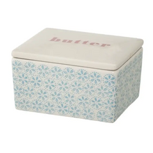 Load image into Gallery viewer, Patrizia butter box - blue