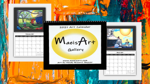 2021 MaeisArt Art Calendars