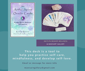 The Artful Spirit Oracle Cards
