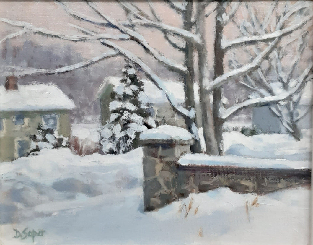 Winter, Armdale