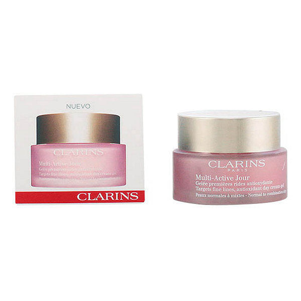 Tagescreme Multi-active Clarins