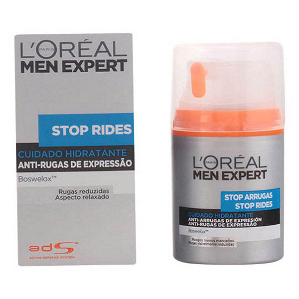 Anti-Falten Creme Men Expert L'Oreal Make Up