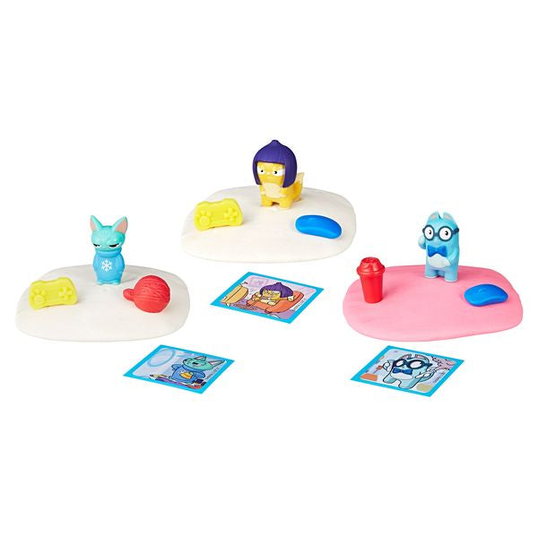 Lost Kitties Pack Hasbro (3 uds)