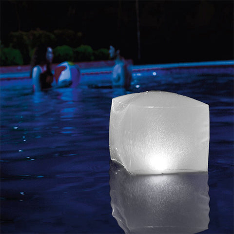 Aufblasbarer LED Pool Eimer Intex
