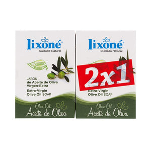Seifen-Set Olive Oil Lixoné (2 pcs)