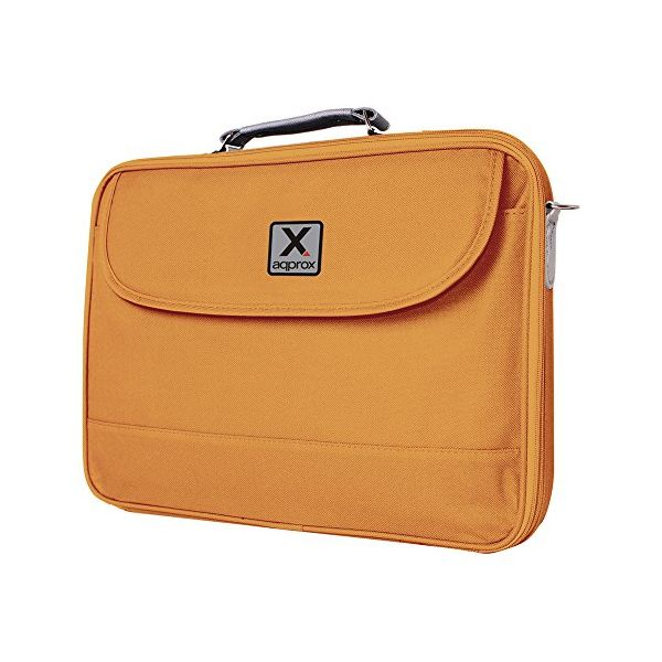 "Laptoptasche approx! APPNB17O 17"" Orange"