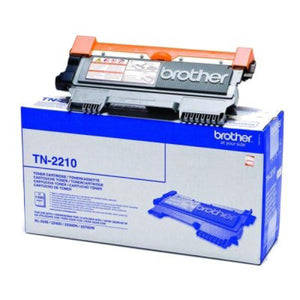 Original Toner Brother TN-2210 Schwarz