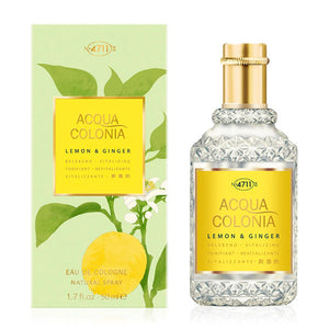 Damenparfum Acqua 4711 EDC Lemon & Ginger