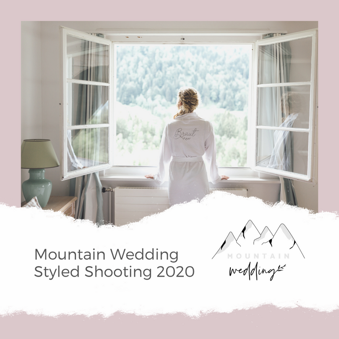 Mountain Wedding - Styled Shooting in der Schweiz