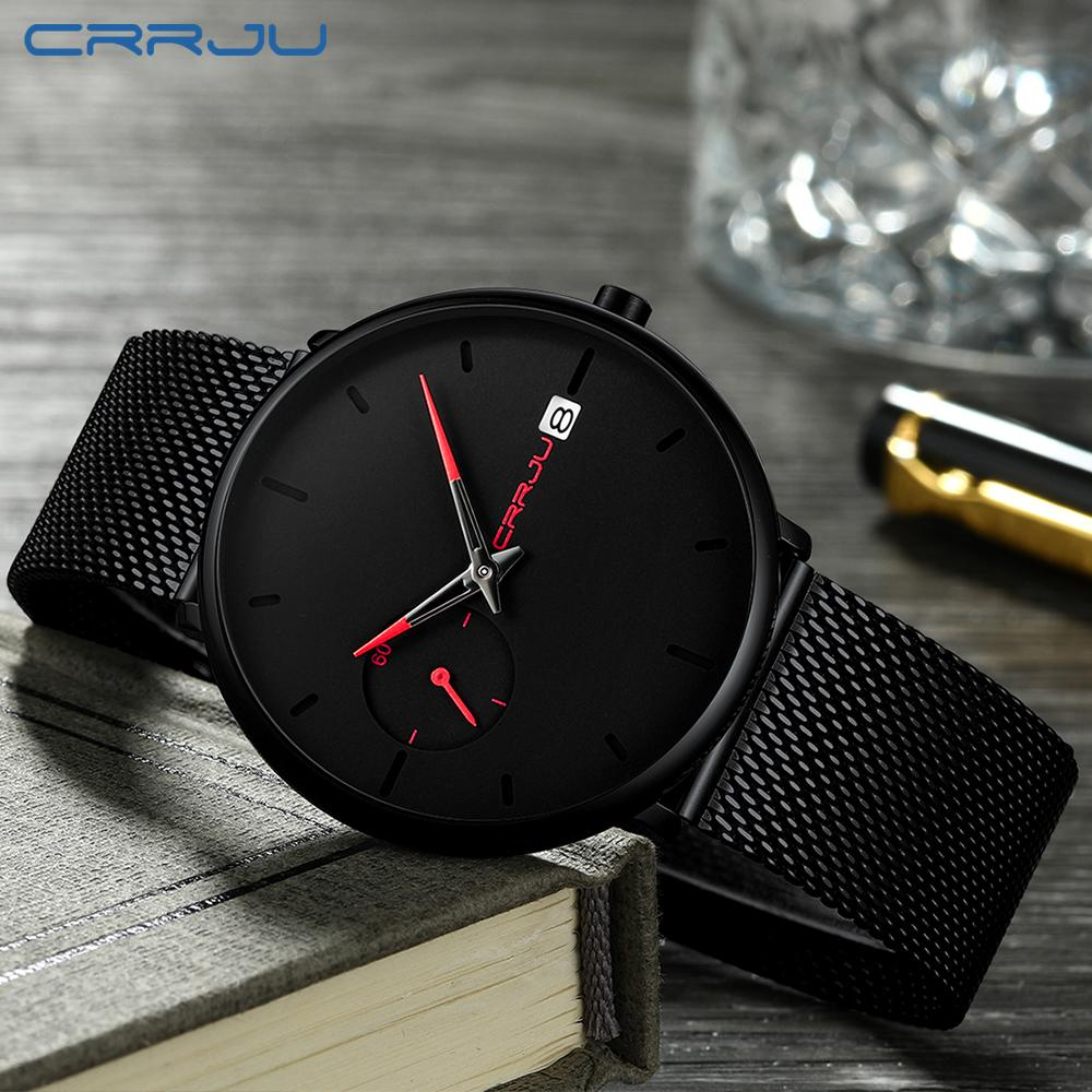 Luxury Quartz Watch for Men