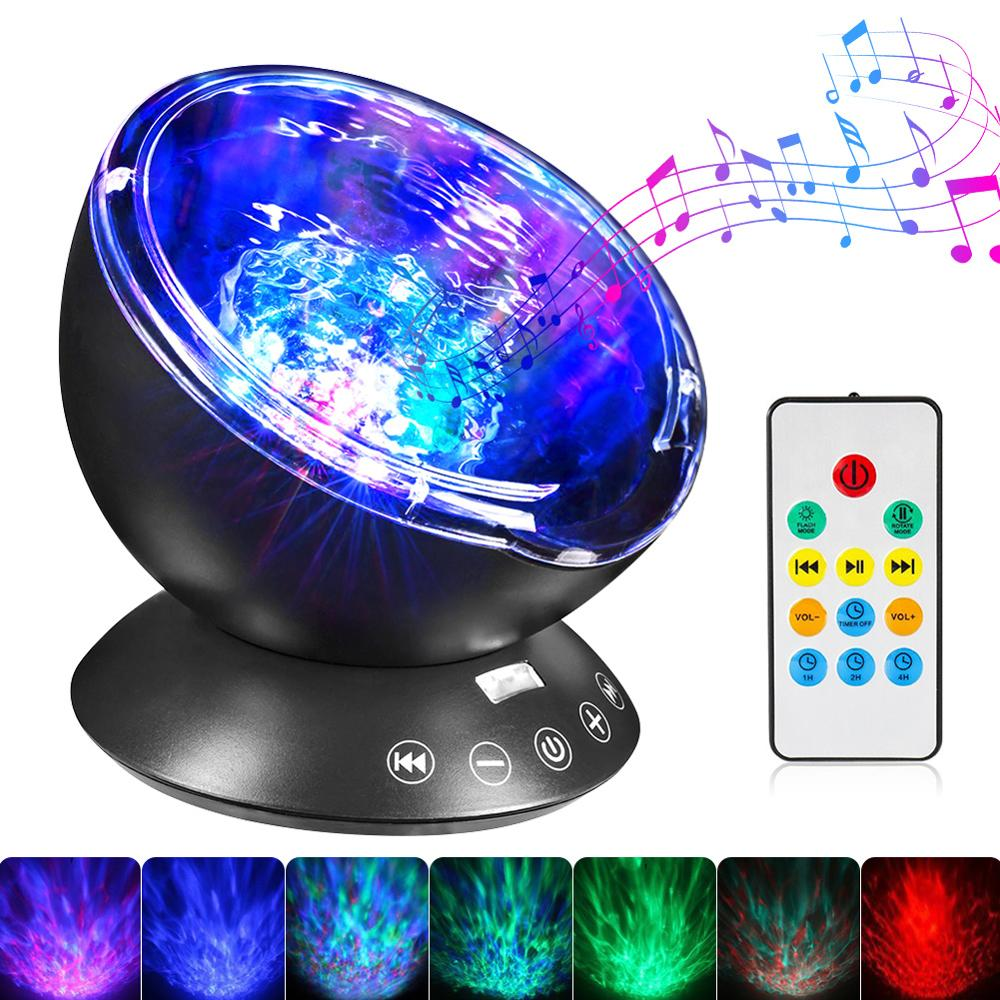 Star Lights Galaxy Projector