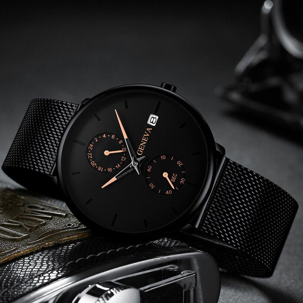 Luxury Fashion Mens Minimalist Watches