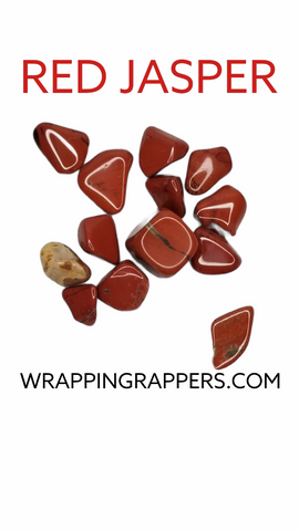 Red Jasper Crystal Tumble For Sale Facts