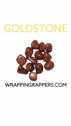 Goldstone Crystal tumble facts properties
