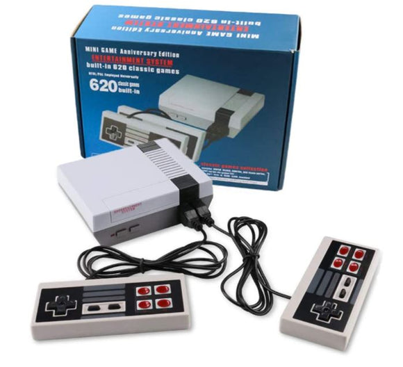 Mini Game Console (620 Built-in Games)