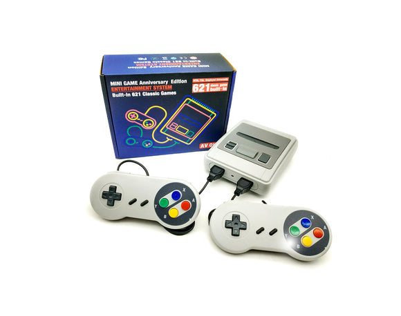 MINI Classic Game Console (621 Built-in Games)