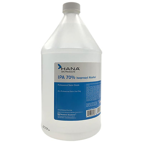 Hana 1 Gal. IPA 70% Isopropyl Alcohol