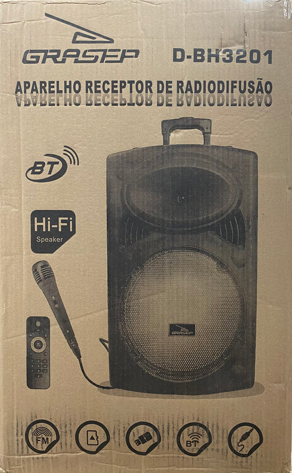 DBH3201 Wireless Speaker