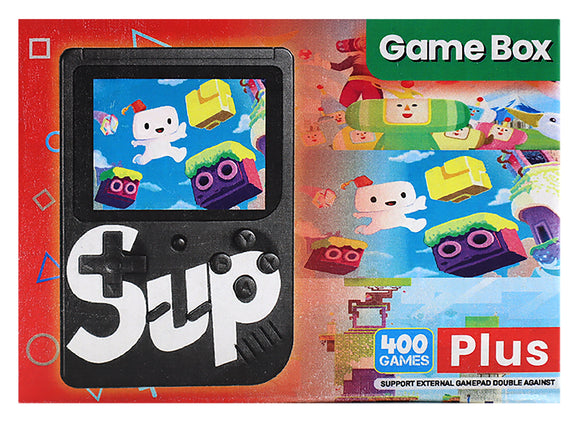 Sup Game Box Plus Handheld Player (400 Games)