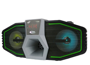 T-359-2 Bluetooth Speaker with Karaoke