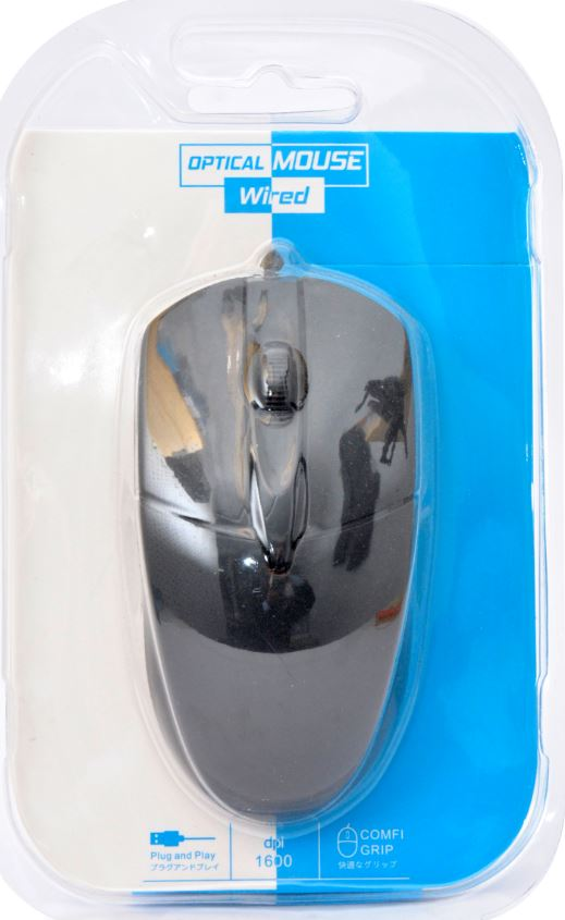 Optical Mouse  / Wired