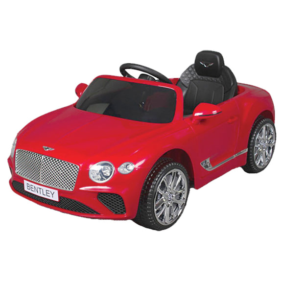 Remote-Controlled Car for Kids- BENTLEY GTC DUAL MOTOR, (6V)
