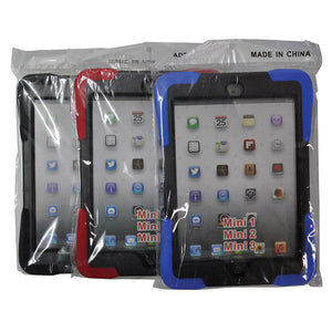 Tablet Case with Kick Stand Apple iPad (1/2/3/4, Air/Air2, Mini 1/2/3/4)