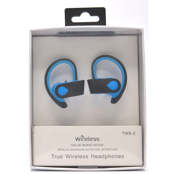 Bluetooth Wireless Earphones (TWS-3)