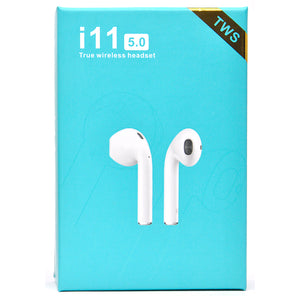 Bluetooth Wireless Music Dual Earphone (i11)