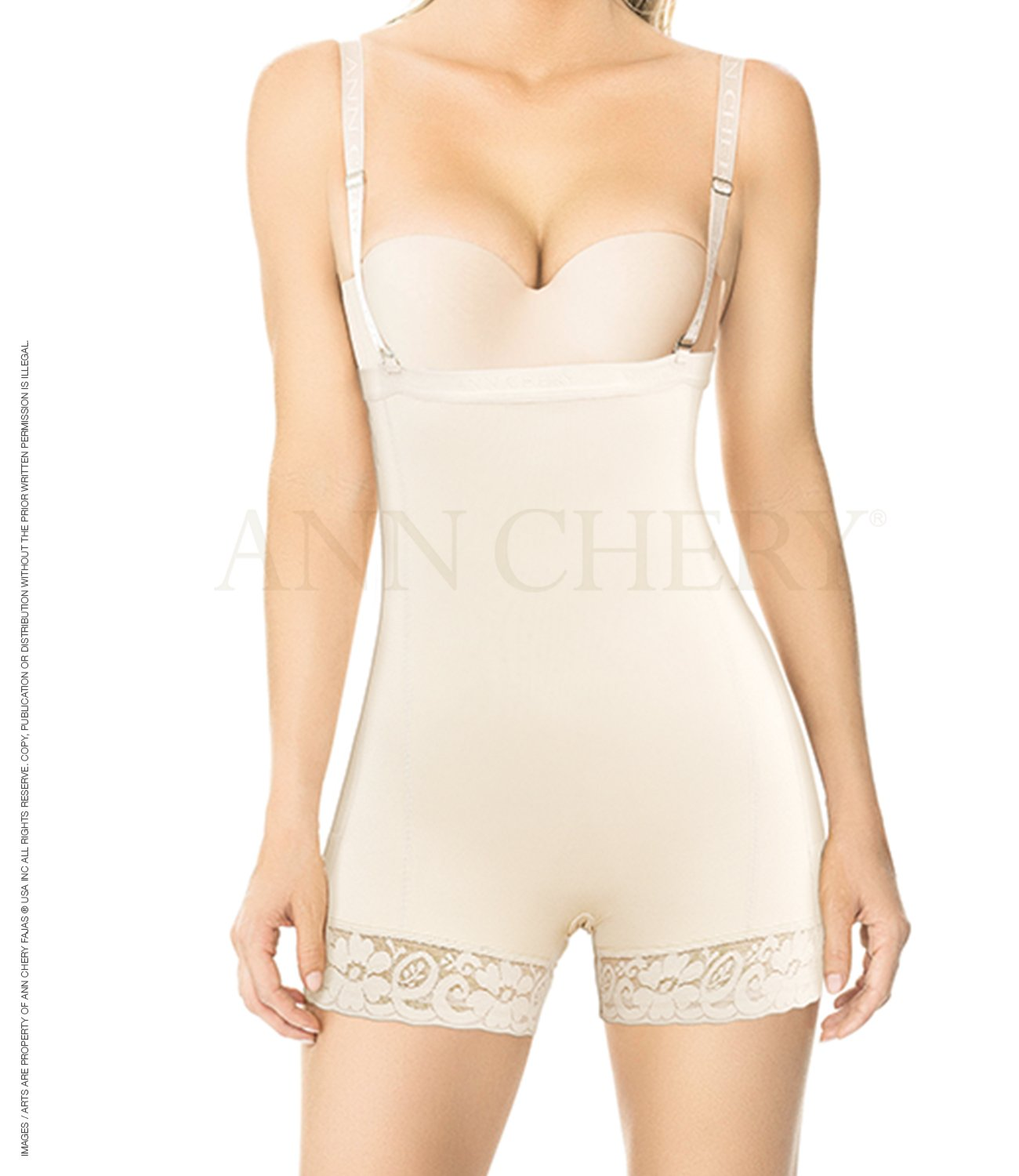 Ann Chery 4016 Lila Latex