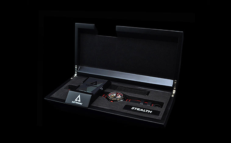 Astronic Luxury Aviation Watch Box